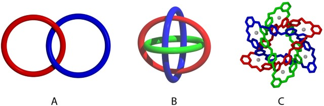 Interlocked molecules