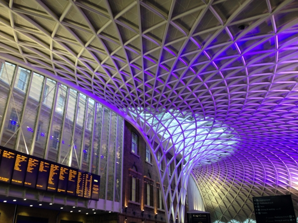 King's Cross didn't look like this 8 years ago.