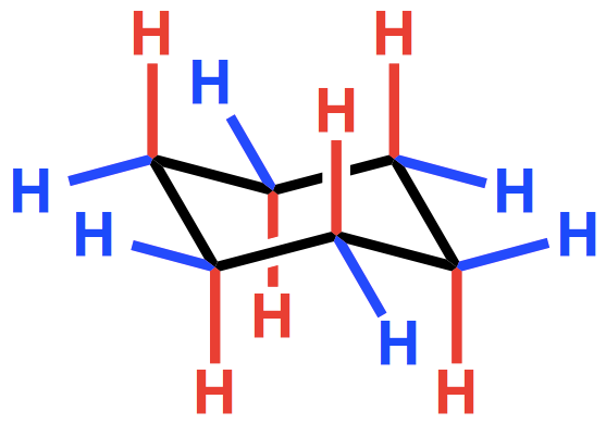 Chair conformation axial equatorial - The Ups And Downs Of Cyclohexane Chemical Connections